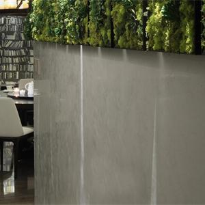 苏州中心9号 现代简约风格公寓餐厅装修设计图