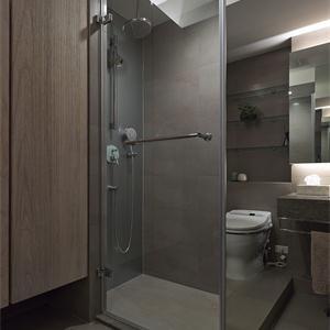 簡約風格兩居衛生間裝修效果圖