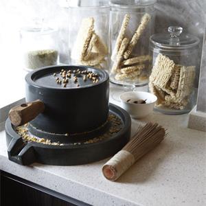 现代简约风格厨房软装装修效果图