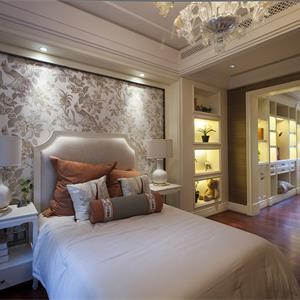 140平欧式卧室装修效果图