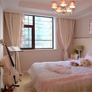 欧式别墅装修卧室设计图
