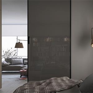 100平现代简约卧室设计