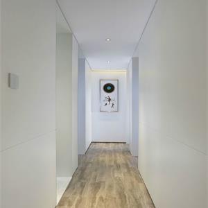 法式客厅艺术走廊装修效果图