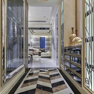 法式奢华风格客厅装修效果图