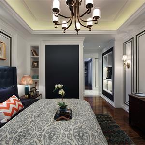奢华欧式风格卧室装修效果图