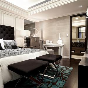 130平歐式風格臥室裝修效果圖