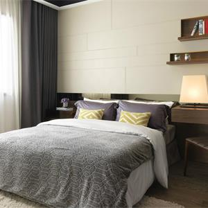 中式風格別墅臥室裝修效果圖