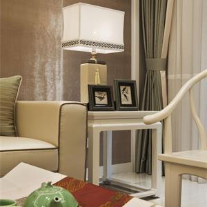 134平米中式风格卧室装修效果图