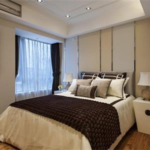 140平米中式風臥室裝修效果圖
