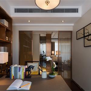 中式古典风格书房装修案例