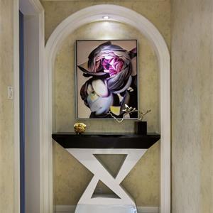 欧式风格三居室走廊装修效果图