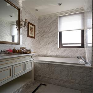 新古典欧式风格卫生间装修效果图