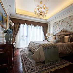 150㎡欧式风格卧室装修效果图