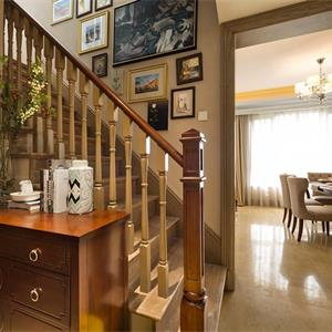 木质楼梯安装步骤介绍