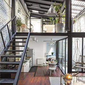 铁艺楼梯扶手如何安装?