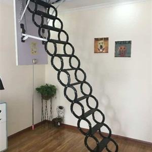 伸缩楼梯安装注意事项