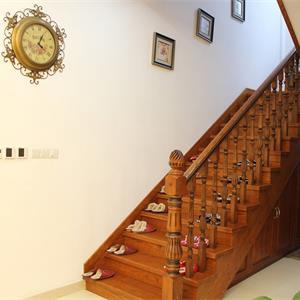 实木楼梯安装方法介绍