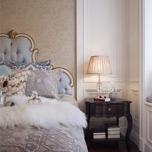 美式乡村风格卧室装修设计图