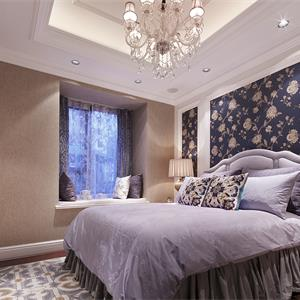 乡村美式卧室装饰大全
