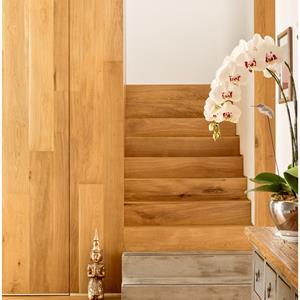 四居室美式之家客厅过道楼梯